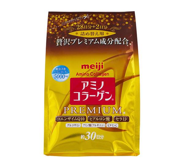 Meiji Amino Premium Collagen dạng bột