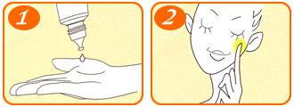 Hướng dẫn sử dụng serum Melano CC