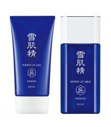 Kem chống nắng Kose Sekkisei White UV Milk/Gel