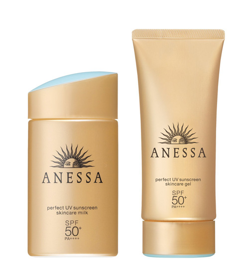 Kem chống nắng Shiseido Anessa Perfect UV Sunscreen Skincare Milk/Gel