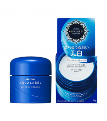 Kem dưỡng trắng da Shiseido Aqualabel White Up Cream