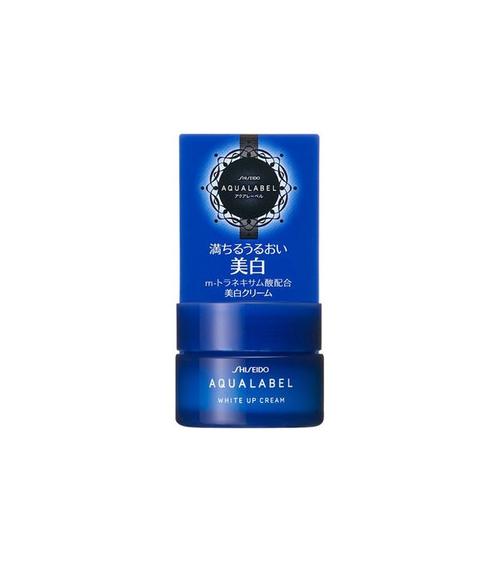 kem-duong-trang-da-shiseido-aqualabel-white-up-cream-mau-xanh