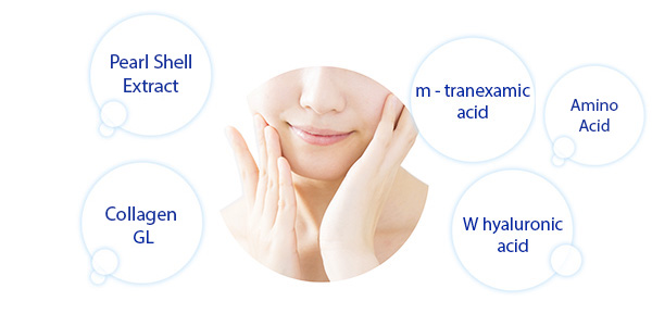 Thành phần trong Shiseido Aqualabel White Care Cream
