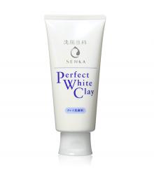 Sữa rửa mặt Shiseido Perfect White Clay