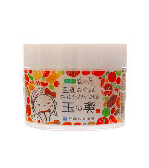 Kem dưỡng Tofu Moritaya All in One Gel