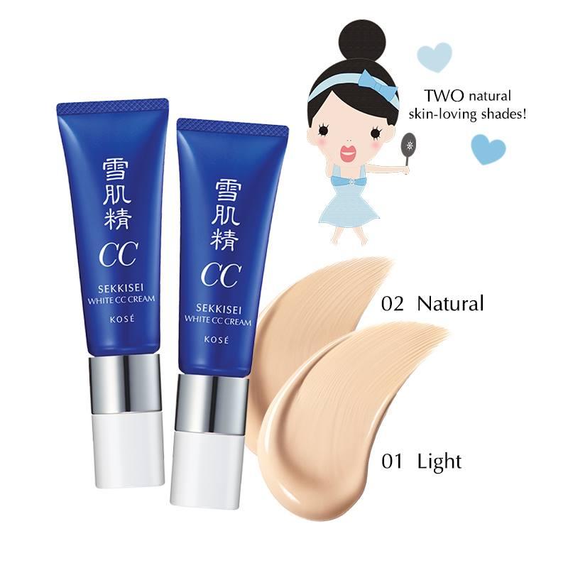 Kem nền Kose CC Cream