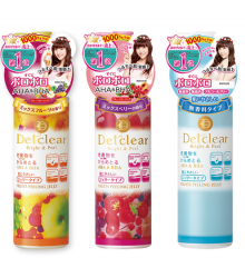 Tẩy da chết Detclear Bright and Peel Peeling Jelly