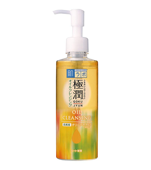 Dầu tẩy trang Hada Labo Gokujyun Oil Cleansing