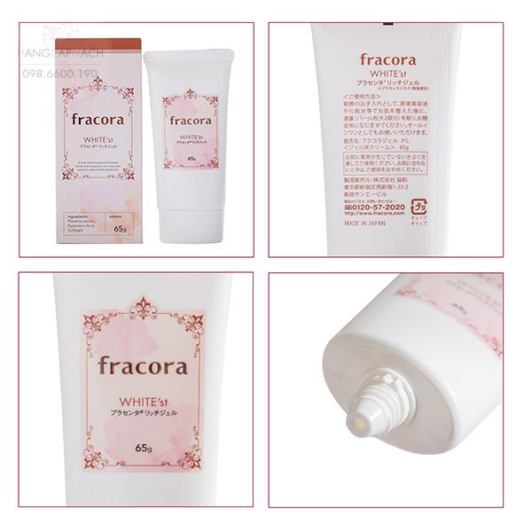 Kem dưỡng nhau thai Fracora