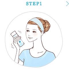 Hướng dẫn sử dụng tẩy trang mắt Bifesta - Bước 1