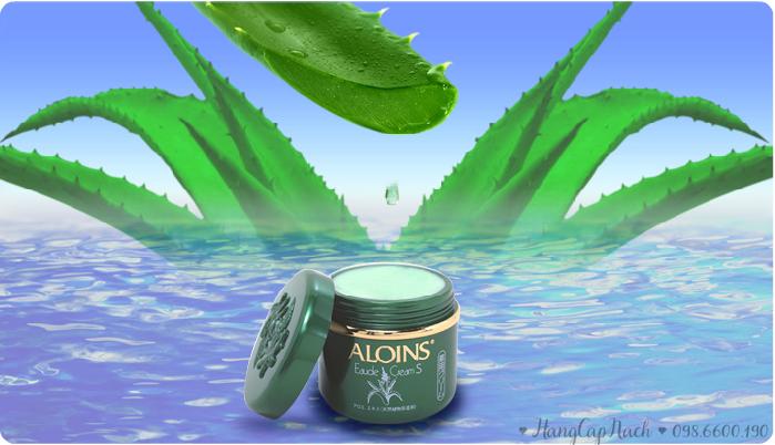 Kem lô hội Aloins