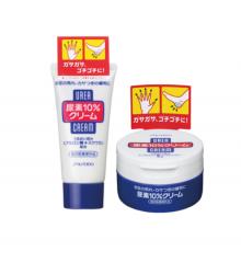 Kem trị nứt gót chân Shiseido Urea Cream