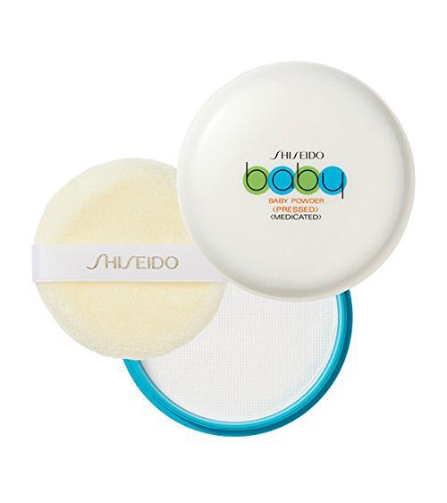 Phấn phủ Shiseido Baby Powder Pressed