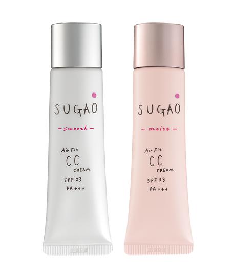 Sugao Air Fit CC Cream