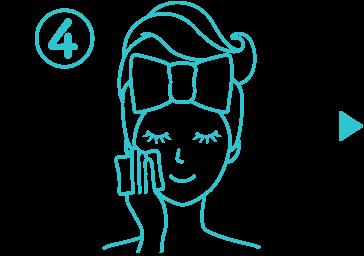 Hướng dẫn sử dụng mặt nạ Lululun