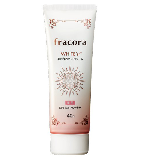 Kem chống nắng Fracora White'st UV Whitening Cream