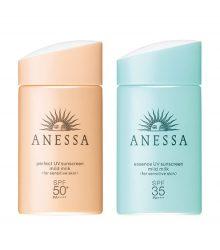 Kem chống nắng Shiseido Anessa Mild Milk (cho da nhạy cảm)