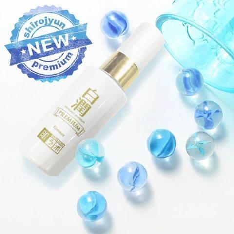 Serum dưỡng trắng Hada Labo Shirojyun Premium
