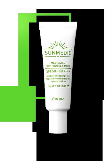 Shiseido Sunmedic Day Protect Mild