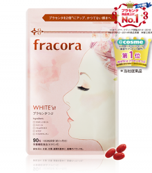 Viên uống nhau thai Fracora White'st Placenta Capsule