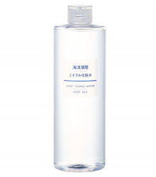 Nước hoa hồng Muji Light Toning Water Deep Sea