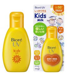 Kem chống nắng trẻ em Biore UV Kids Milk