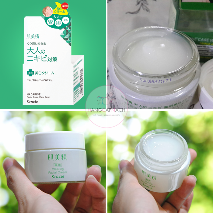 Kracie Hadabisei Facial Cream (Acne Care)