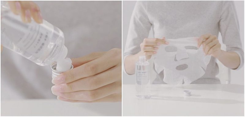 Lotion Muji Light Toning Water