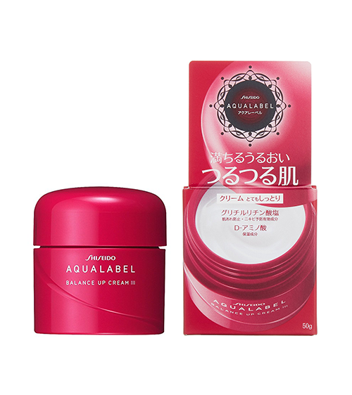 Kem dưỡng Shiseido Aqualabel Balance Up Cream
