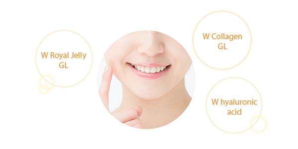 Thành phần trong Shiseido Aqualabel Bouncing Cream