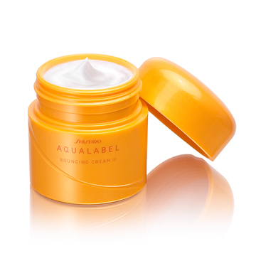 Shiseido Aqualabel Bouncing Cream