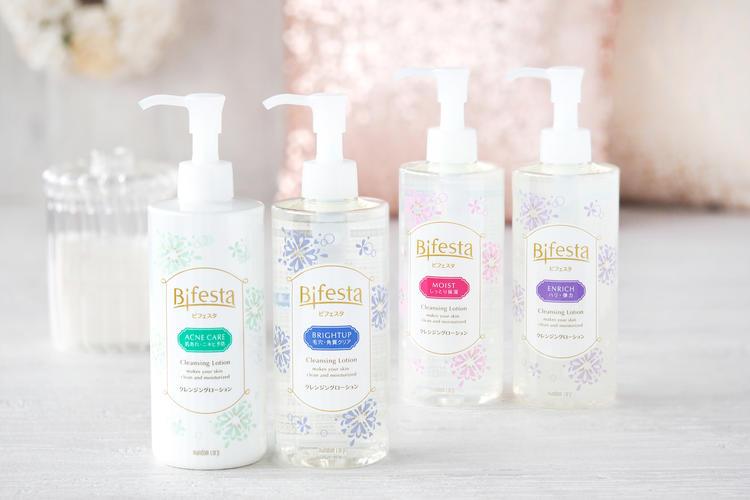 Tẩy trang Bifesta Cleansing Lotion dạng nước