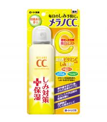 Xịt khoáng Melano CC Vitamin White Mist