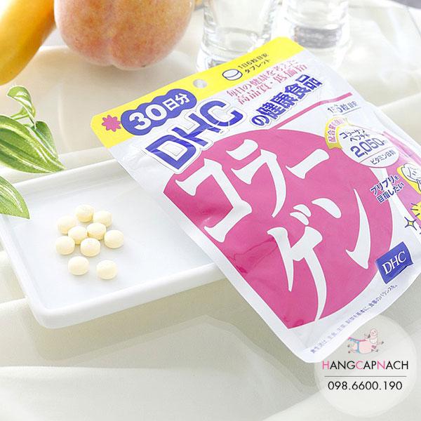 DHC Collagen dạng viên