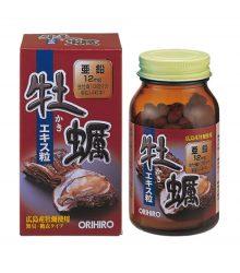 Viên uống hàu tươi Orihiro New Oyster Extract