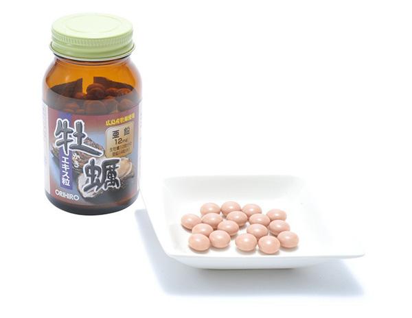 Viên uống hàu tươi Orihiro Nhật Bản