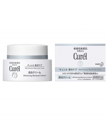 Kem dưỡng trắng Curel Whitening Moisture Cream