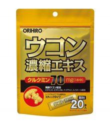 Bột giải rượu Orihiro Turmeric Extract