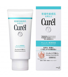 Gel tẩy trang Curel Makeup Cleansing Gel