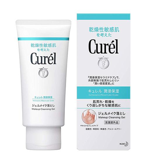 Gel tẩy trang Curel Makeup Cleansing Gel
