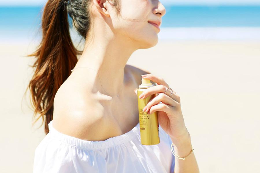 Kem chống nắng Shiseido Anessa dạng xịt