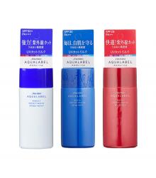 Sữa dưỡng chống nắng Shiseido Aqualabel