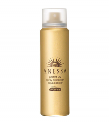 Xịt chống nắng Shiseido Anessa Perfect UV Spray Sunscreen Aqua Booster