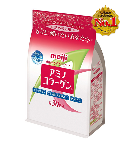 Bột Collagen Meiji Amino