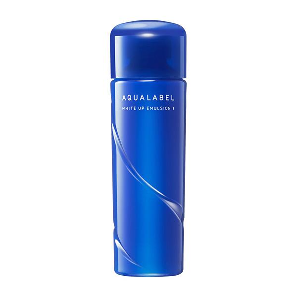 Sữa dưỡng trắng Shiseido Aqualabel White Up Emulsion màu xanh